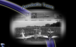 Homepage Aerobatic Team Perg